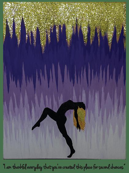 Glitter Dancer