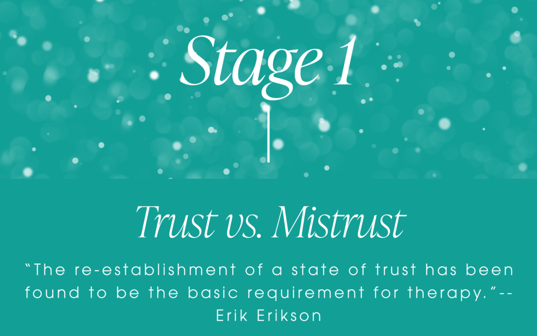 Erikson's Stage 1: Trust vs. Mistrust