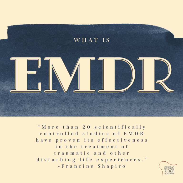 What is EMDR? More than 20 scientifically controlled studies of EMDR have proven its effectiveness in the treatment of traumatic and other disturbing life experiences. Francine Shapiro